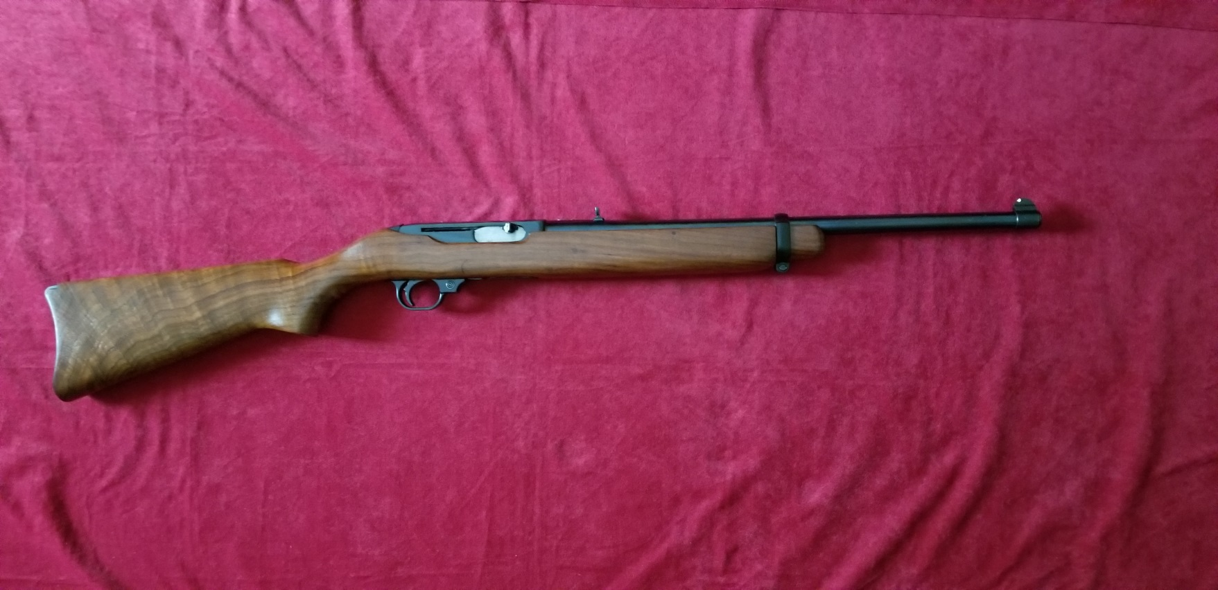 .44 Magnum Deerstalker carbine 3175. Courtesy Bill Hamm